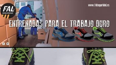 New line: Sneaker by Fal Seguridad